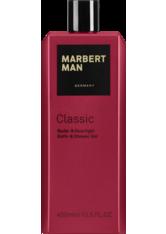 Marbert Herrendüfte ManClassic Bath & Shower Gel 400 ml