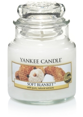 Yankee Candle Housewarmer Soft Blanket Duftkerze 0,104 kg