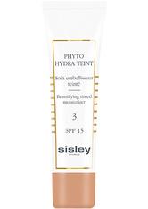 SISLEY - Sisley Teint Phyto-Hydra Teint - Getönte Feuchtigkeitspflege SPF 15 40 ml Golden - BB - CC CREAM