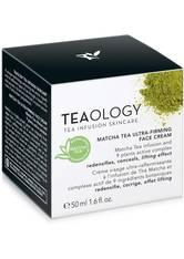 Teaology Gesichtspflege Matcha Tea Ultra-Firming Face Cream Gesichtscreme 50.0 ml