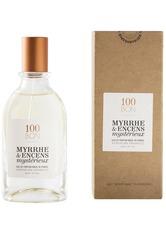 100BON Duft Collection Myrrhe & Encens Myterieux Eau de Parfum Nat. Spray 50 ml