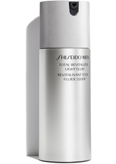 Shiseido - Men Total Revitalizer Light Fluid - Feuchtigkeitspflege - 80 Ml -