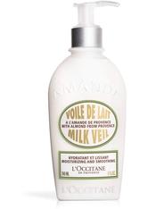 L'OCCITANE Körpermilch »Amande Voile de Lait«, mit Mandelextrakt, Mandelöl und Mandelmilch, weiß, 240 ml, weiß