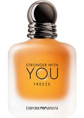 Giorgio Armani Emporio Armani Stronger with You Freeze Eau de Toilette Nat. Spray 50 ml