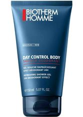 BIOTHERM HOMME - Day Control Body Anti-Transpirant Shower - DUSCHEN & BADEN