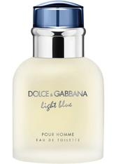 Dolce&Gabbana Light Blue Pour Homme Eau de Toilette Spray Eau de Toilette 40.0 ml