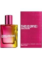 ZADIG & VOLTAIRE This is Her! This is Love! Pour Elle Eau de Parfum Nat. Spray 30 ml