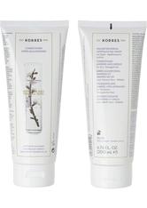KORRES Conditioner Almond & Linseed - für trockenes und strapaziertes Haar 200 ml Haarspülung 200.0 ml