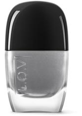 L.O.V Nägel LOVINITY luxurious nail lacquer 11 ml Silver Liaison