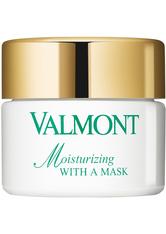Valmont Ritual Feuchtigkeit Moisturizing with a Mask 50 ml