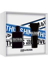 Zadig&Voltaire Produkte Eau de Toilette Spray 50 ml + Shower Gel 100 ml 1 Stk. Duftset 1.0 st