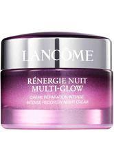 LANCÔME - Lancôme Rénergie Nuit Multi Glow - Intense Recovery Night Cream 50 ml - Nachtpflege