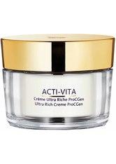 Monteil Produkte Monteil Produkte Acti-Vita Ultra Rich Creme ProCGen 50ml Anti-Aging Gesichtsserum 50.0 ml