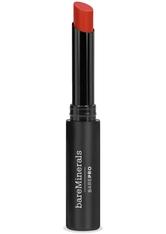 bareMinerals BAREPRO Longwear Lipstick (verschiedene Farbtöne) - Saffron