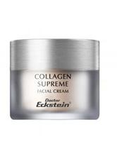 DOCTOR ECKSTEIN - Doctor Eckstein Gesicht Collagen Supreme 50 ml - CREME, ÖL & SERUM