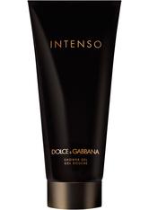 Dolce & Gabbana Fragrances Pour Homme Intenso Shower Gel 200 ml