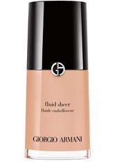 GIORGIO ARMANI - Giorgio Armani Teint Fluid Sheer Illuminating Face Foundation 30 ml - Highlighter