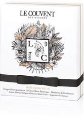 Le Couvent Maison De Parfum Colognes Botaniques Eau de Toilette Spray 50 ml + Hand Cream 30 ml 1 Stk. Duftset 1.0 st