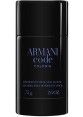 GIORGIO ARMANI - Giorgio Armani Code Homme Colonia Alcohol-Free Deodorant Stick 75 g - Deodorant