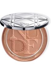DIOR - DIOR Gesicht Sonnenmake-up Diorskin Mineral Nude Bronze Healthy Glow Bronzing Powder Nr. 03 Soft Sundown 10 g - Contouring & Bronzing