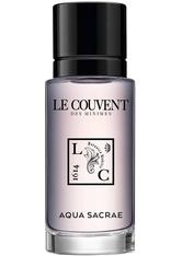 Le Couvent Des Minimes Le Couvent Des Minim - Les Colognes Botaniques Aqua Sacrae - Eau De Toilette - 50 Ml -