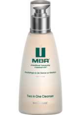 MBR Medical Beauty Research BioChange - Skin Care Two In One Cleanser Reinigungsmilch 200.0 ml