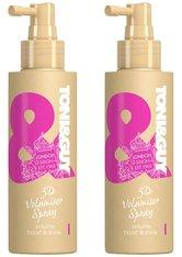 Toni & Guy 3D Volumiser Spray 2 x 150ml