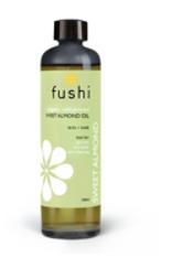 FUSHI WELLBEING - Fushi Organic Sweet Almond Oil 100ml - GESICHTSÖL