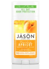 JASON Nourishing Apricot Pure Natural Deodorant Stick 71g