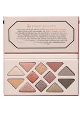 Aether Beauty Lidschatten Rose Quartz Crystal Gemstone Palette Lidschattenpalette 15.88 g