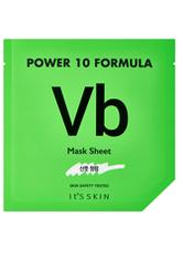 IT'S SKIN - Its Skin - Gesichtsmaske - Power 10 Formula VB Mask Sheet - TUCHMASKEN