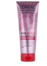 L'Oréal Paris Hair Expertise Pure Colour Enhancing Dazzling Coloured Hair & Volume Shampoo 250ml