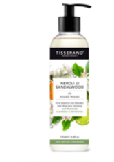 TISSERAND AROMATHERAPY - Tisserand Neroli & Sandalwood The Hand Wash 195ml - SEIFE