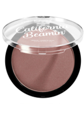 NYX PROFESSIONAL MAKEUP - NYX Professional Makeup California Beamin' Face and Body Bronzer 14g (Various Shades) - Beach Bum - CONTOURING & BRONZING