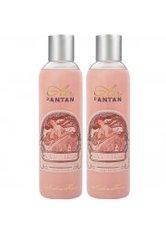 Un Air D'Antan Twinpack Pack of 2 Organic Shower Gel La Vie En Rose : 2 x 250ml