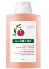 KLORANE Color Enhancing Shampoo with Pomegranate 200ml
