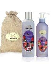 Un Air d'Antan Bath & Body Set Douce France: 1 Body Moisturiser 200ml + 1 Shower Gel 250ml