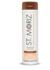 St. Moriz Professional Develop Tanning Lotion Medium 250ml