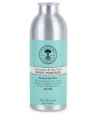 NEAL'S YARD REMEDIES - Neal's Yard Remedies Lavender & Tea Tree Body Powder 100g - Körpercreme & Öle