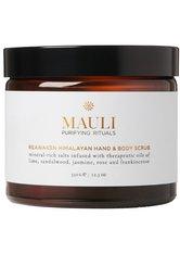 MAULI RITUALS - Mauli Rituals Reawaken Himalayan Hand & Body Scrub 350g - KÖRPERPEELING