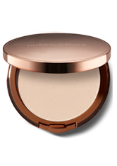 NUDE BY NATURE - Nude by Nature Mattifying Pressed Setting Powder 10g - GESICHTSPUDER