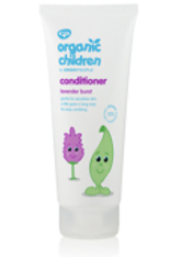 Green People Organic Children Conditioner 200ml - Lavender Burst