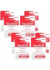 Vaseline Rosy Lip Therapy Balm Sticks 8 x 4g