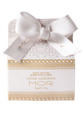 MOR - MOR Little Luxuries Snow Gardenia Body Butter 50g - KÖRPERCREME & ÖLE