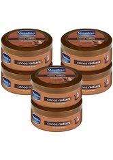 Vaseline Intensive Care Cocoa Body Butter 6 x 250ml