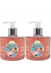 Un Air d'Antan Twinpack French Marseille Liquid Soap Les Cerisiers en Fleurs 2x300ml