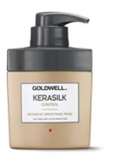 KERASILK - Goldwell Kerasilk Control Intensive Smoothing Mask 500ml - Haarserum