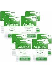Vaseline Aloe Vera Lip Therapy Balm Sticks 8 x 4g