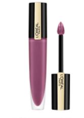 L'Oréal Paris Rouge Signature Matte Liquid Lipstick 7ml (Various Shades) - 107 I Enhance