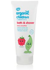 Green People Organic Children Berry Smoothie Bath & Shower 200ml